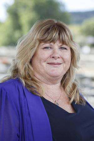 TLC's new general manager – finance Audrey Scheurich