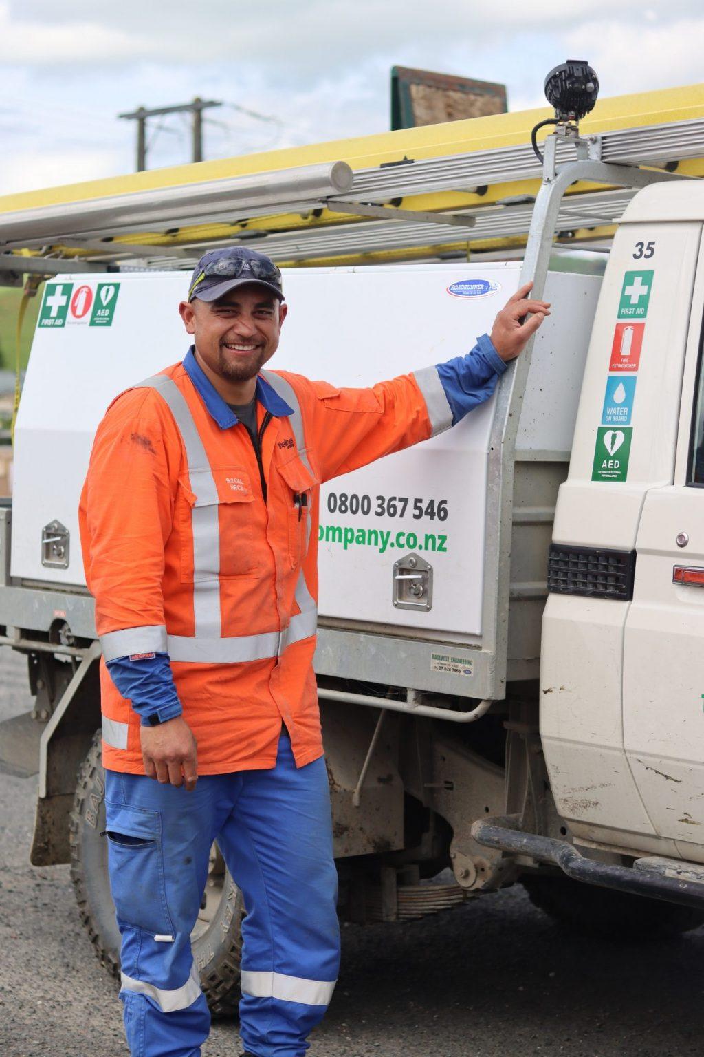 Coban Tamiti trainee line mechanic 2020 intake